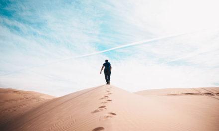 05.04. Poruka dana – Put se stvara hodanjem