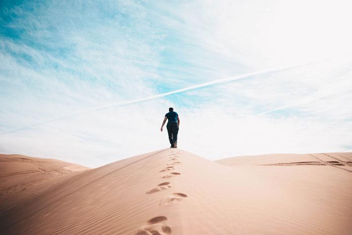 08.09.2019. Poruka dana – Nemoj čekati da ti se ukaže put, on se stvara hodanjem